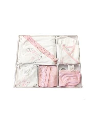 Bebbek Nenny Baby Spping Kız Bebek 10'lu Hastane Çıkışı NB-127 Renkli